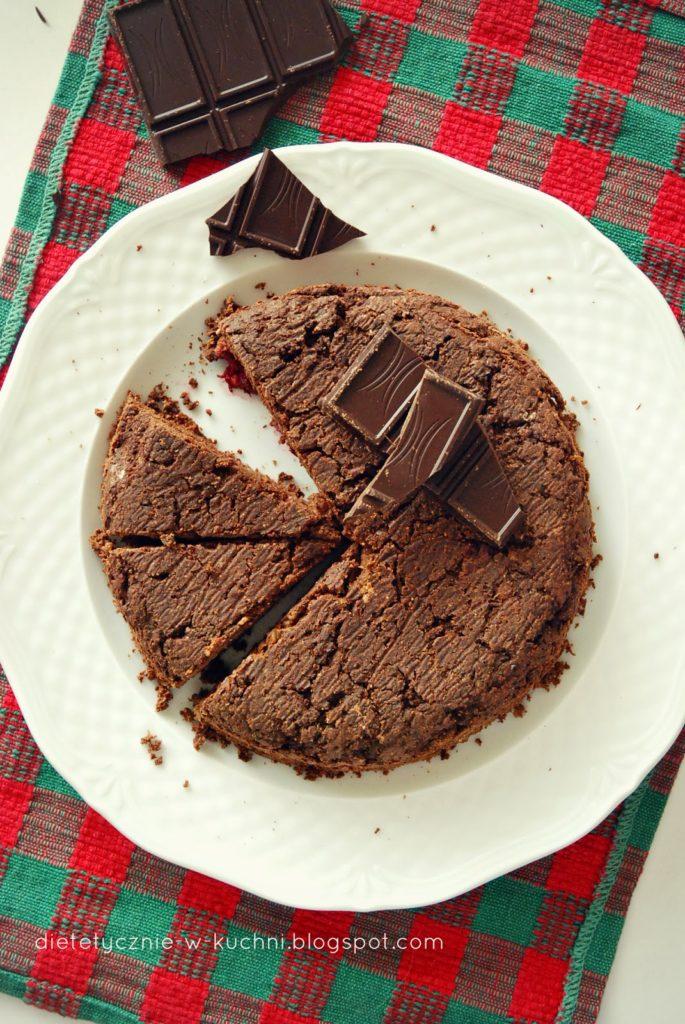 ciasto zkaszy gryczanej