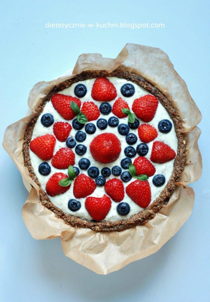 Raw tarta